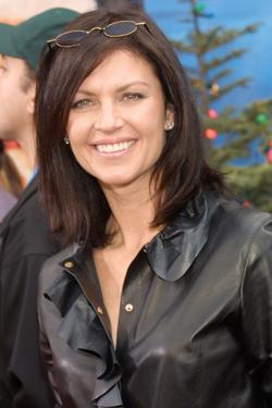 Wendy Crewson at the Hollywood premiere of &quot;Santa Claus 2&quot;.